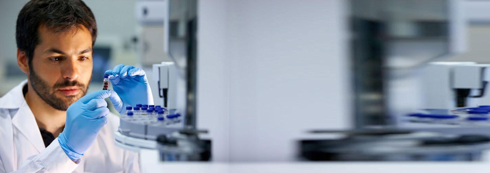 نرم افزار آزمایشگاه و تشخیص طبی (LIS)